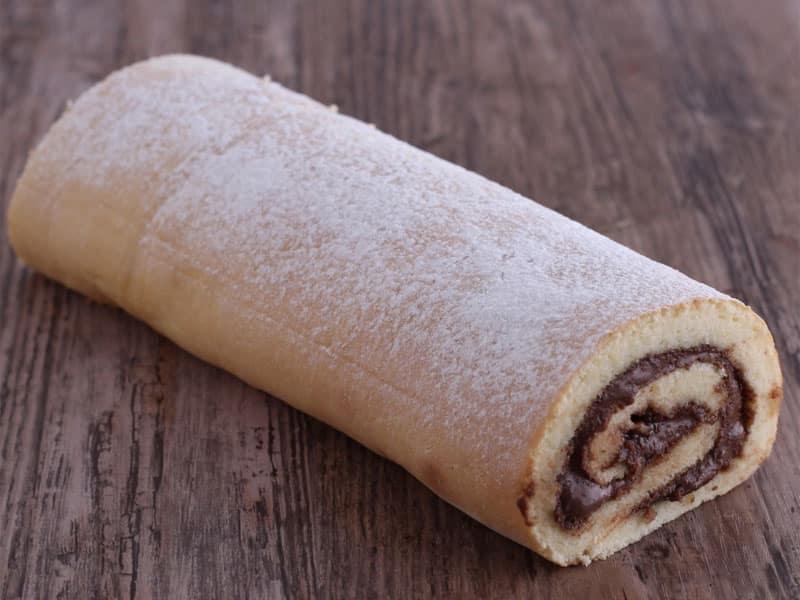 Biscuit roulé japonnais