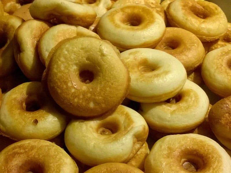 Donuts végés, légers et sans gluten