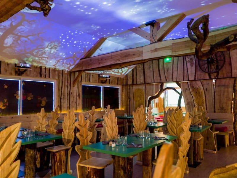Le Chaudron du Farfadet: un restaurant pas comme les autres!