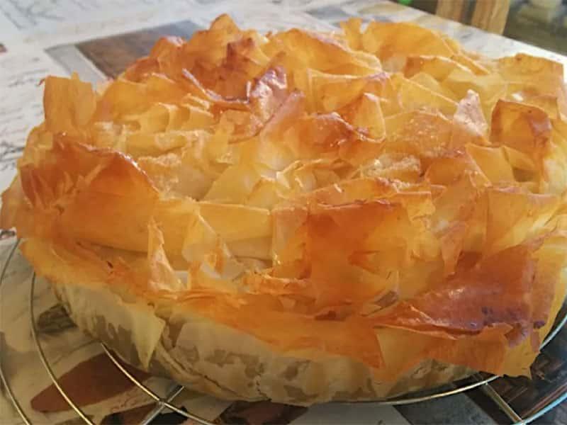 Tourtière Pommes & Armagnac
