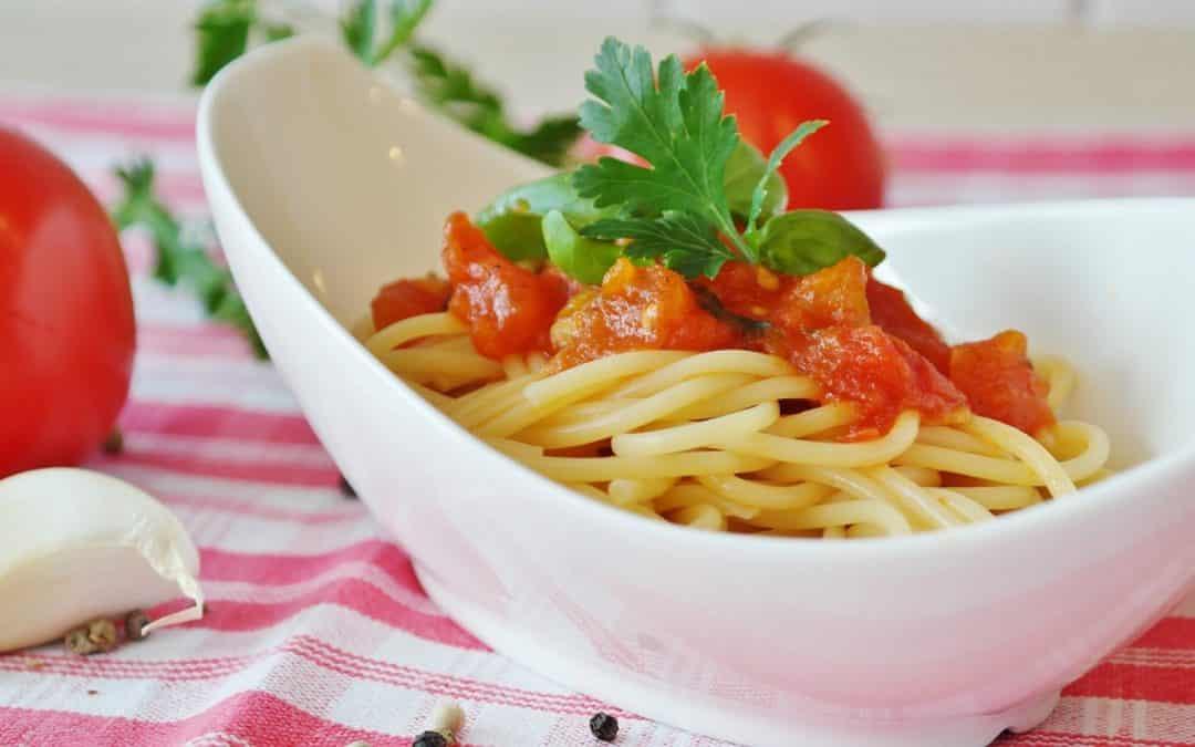 3 idées de plats à commander en ligne dans votre restaurant italien