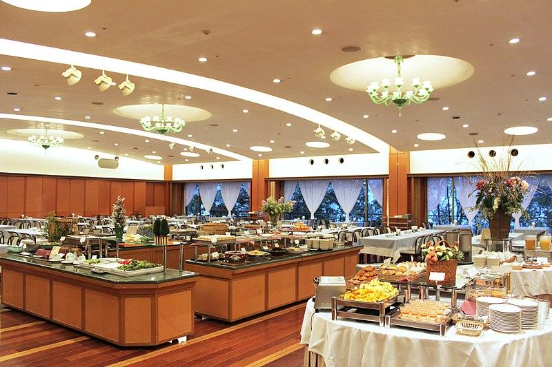 Quel type de buffet choisir pour un séminaire d'entreprise ?