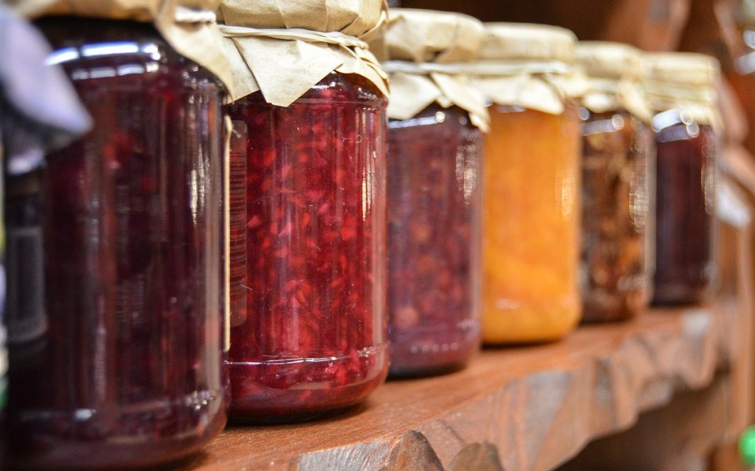Douceurs d'Etiolles : des confitures et des pâtes à tartiner artisanales