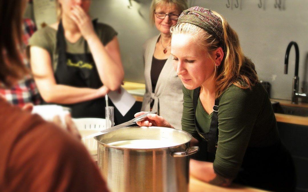 Cours de cuisine pour entreprise: la nouvelle tendance