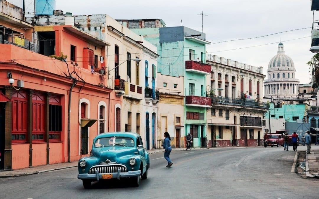 Voyagez à la Havane sans sortir de Paris
