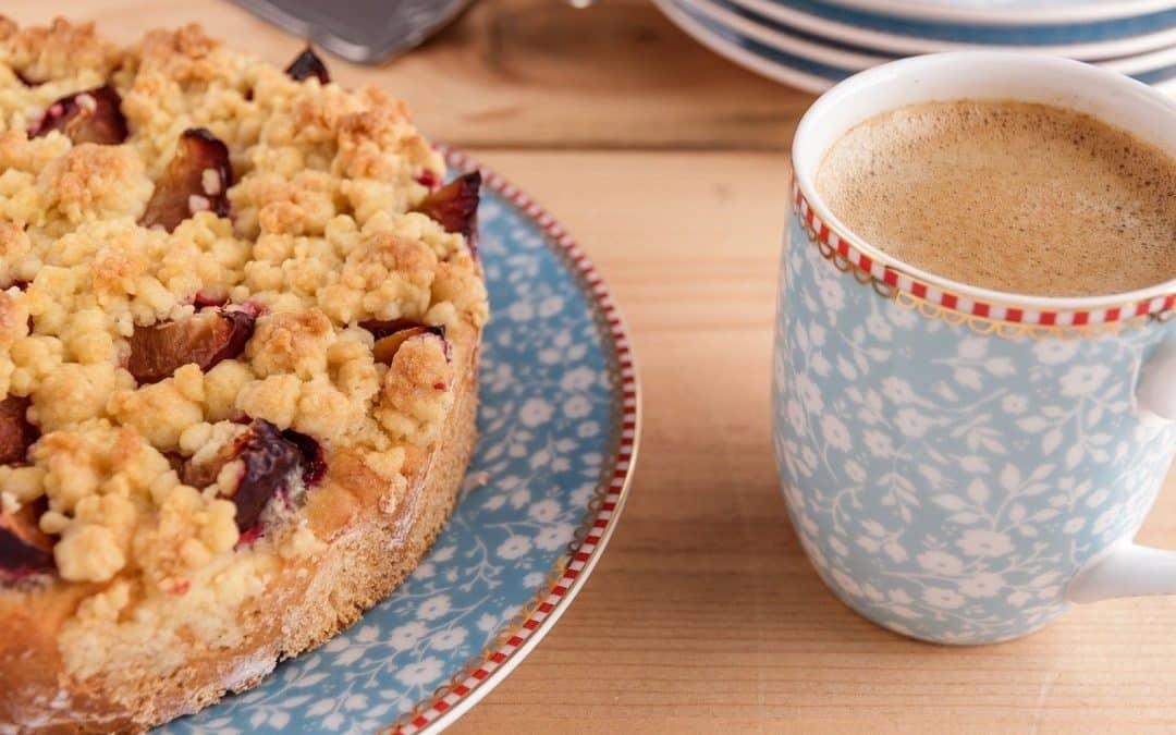 La crêpe dentelle est parfaite pour de nombreux desserts !